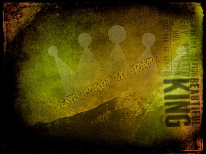 sovereignty of God, Kingship, Submission